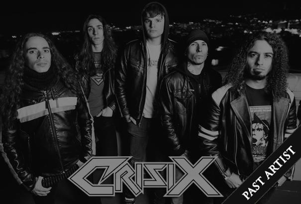 Crisix Band  PA