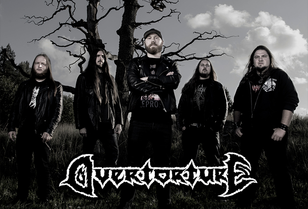 Overtorture 2015 Band