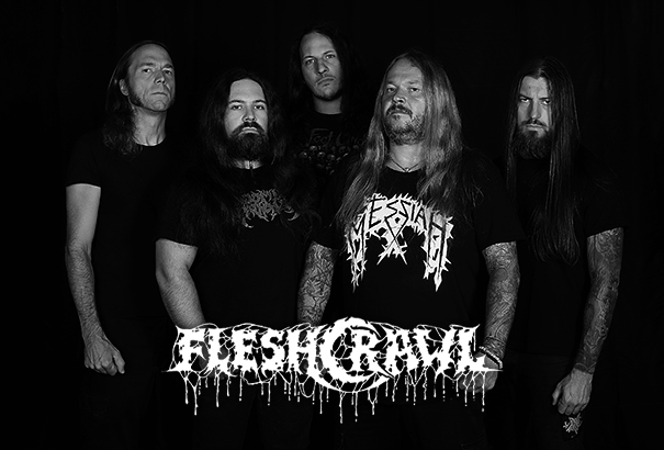 Fleshcrawl Band